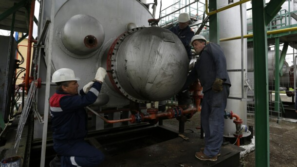 """Украина сократила """"зимние"""" запасы газа: сколько осталось"""