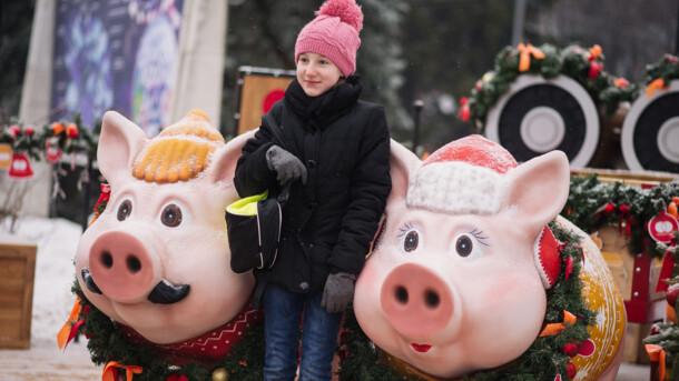 Парк зимних развлечений: чем занять себя на ВДНГ?