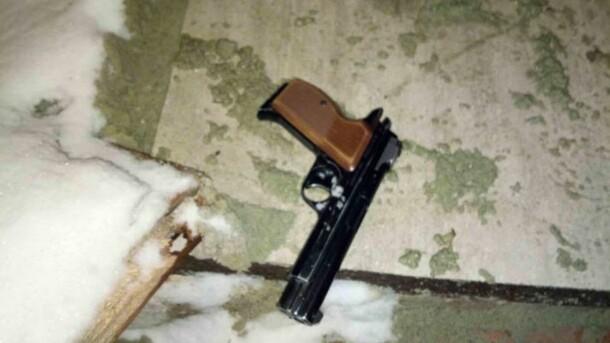 Во Львове задержали стрелка, который подстрелил человека на улице