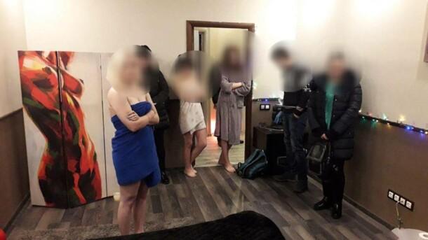 На Подоле в Киеве закрыли «массажный салон», где оказывали интимные услуги