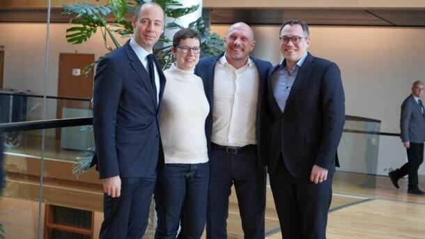 Соцпартия Украины заручилась поддержкой европейских социалистов