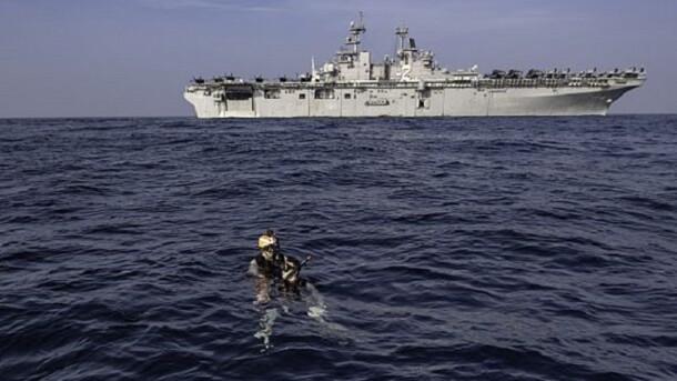 Вице-адмирал США заявил о подготовке к боевым столкновениям с флотом РФ