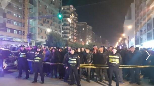 В Тбилиси произошел взрыв  газа в многоэтажке, четверо погибших