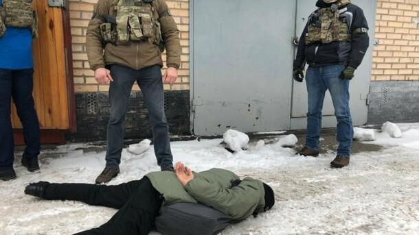 Избрана мера пресечения экс-СБУшнику, подозреваемому в похищении бизнесмена