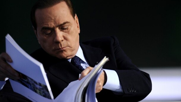 """82-летний """"друг Путина"""" Берлускони возвращается в большую политику"""