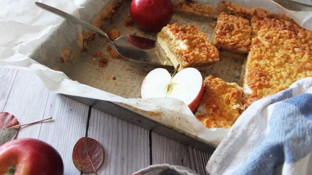 """Как приготовить яблочный пирог """"Мечта"""""""