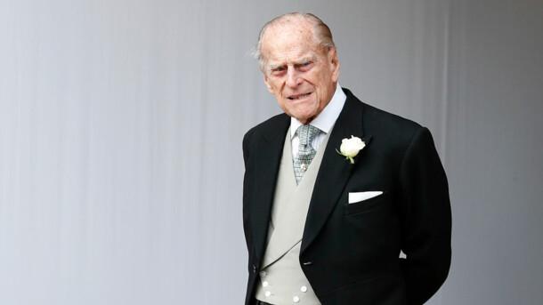 97-летний супруг Елизаветы ІІ попал в серьезное ДТП