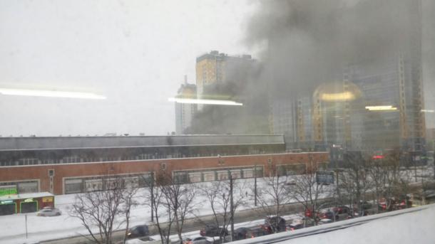 В Питере в типографии сгорели три человека