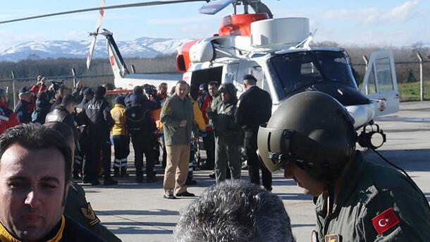 Тела погибших у берегов Турции украинских моряков передали родственникам