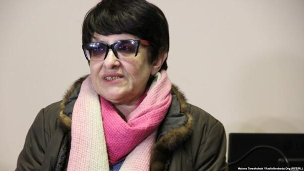 Суд арестовал выдворенную из РФ скандальную украинскую журналистку