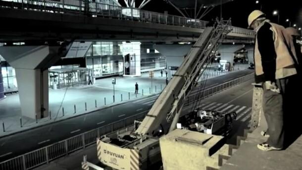 В аэропорту Борисполь рассказали о ходе строительства паркинга