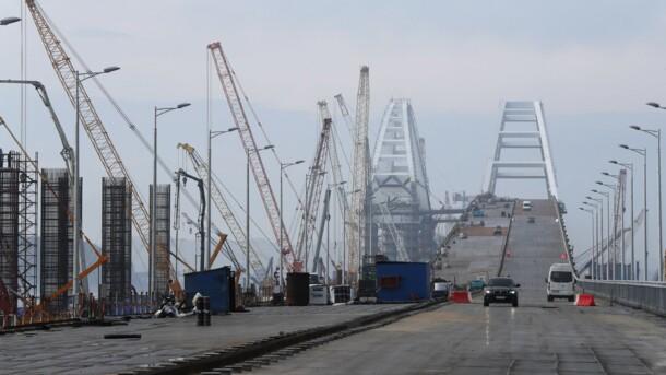 Железнодорожный мост в Крым: оккупанты сказали, когда пустят поезда