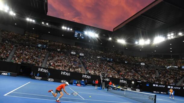 Украинцы покинули парный турнир Australian Open