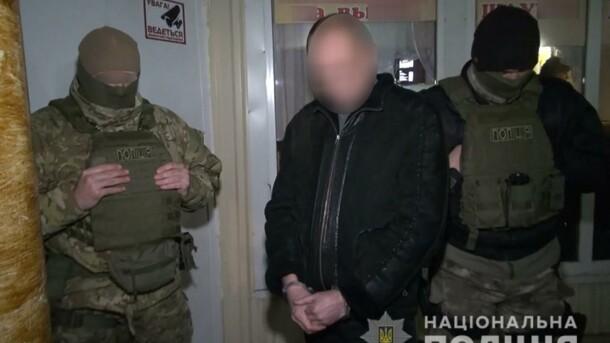 В Запорожье копы предотвратили заказное убийство: появились фото и видео