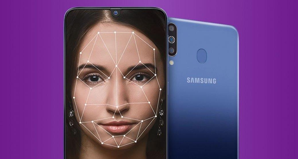 Samsung Galaxy M30 получил 16 МП селфи-фотокамеру
