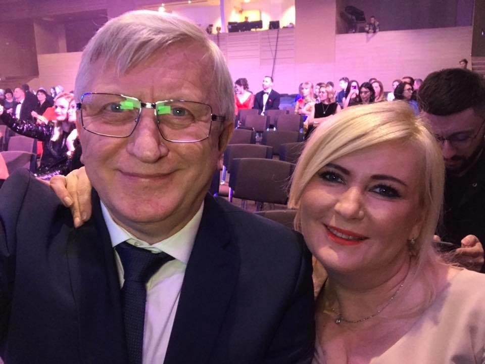 Владимир и Елена Горянские