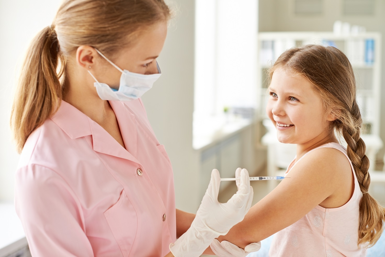 Лучшая профилактика от кори – вакцинация