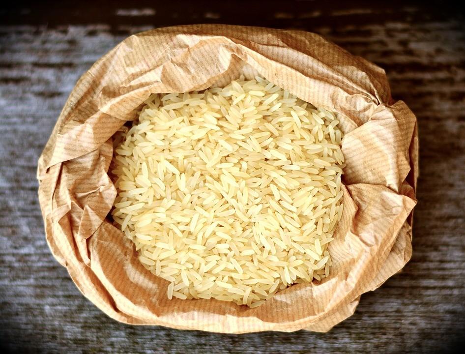 Обязательно промойте рис перед приготовлением