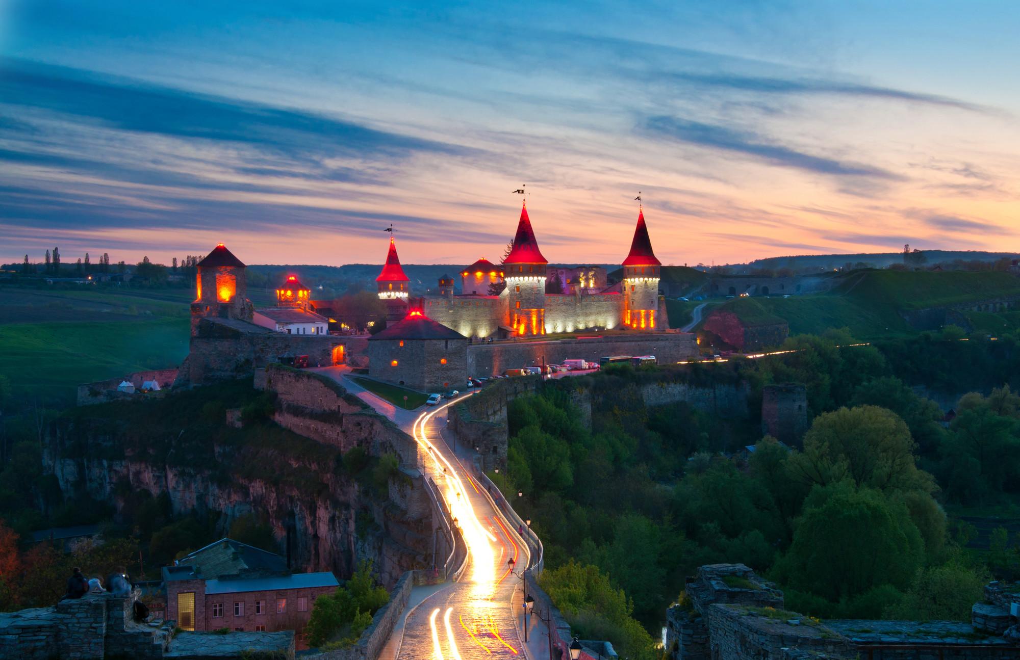 Куда поехать на майские по Украине: Каменец-Подольский