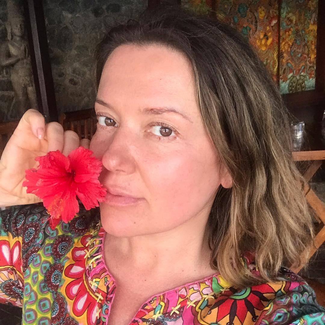 Наталья Могилевская без макияжа