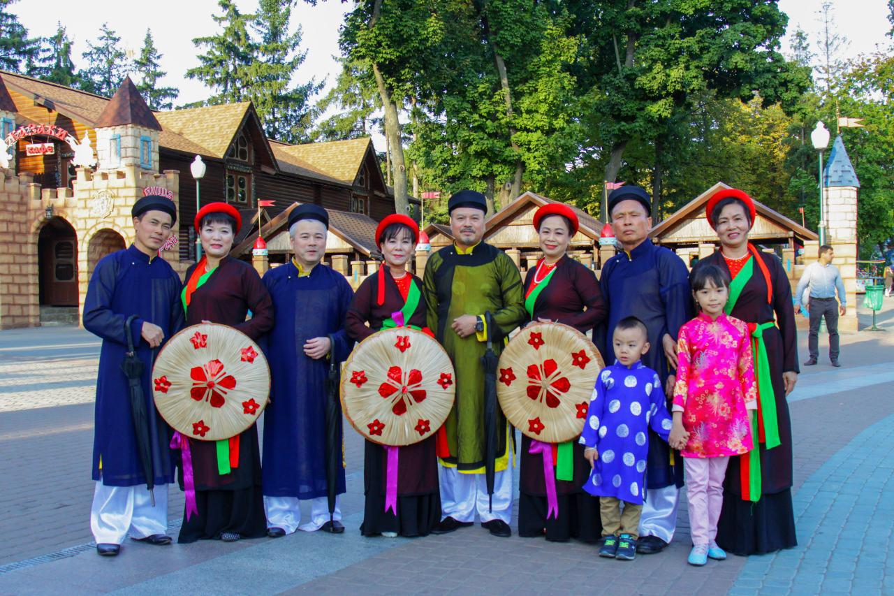 В Харькове. В первой столице живет самая многочисленная община вьетнамцев в Украине. Фото: из архива