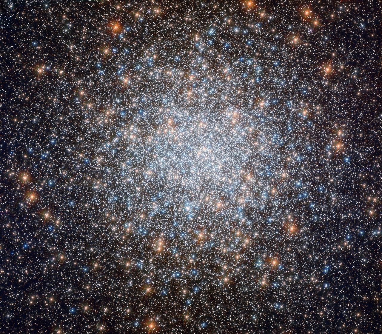 Гигантское шаровое скопление Messier 3