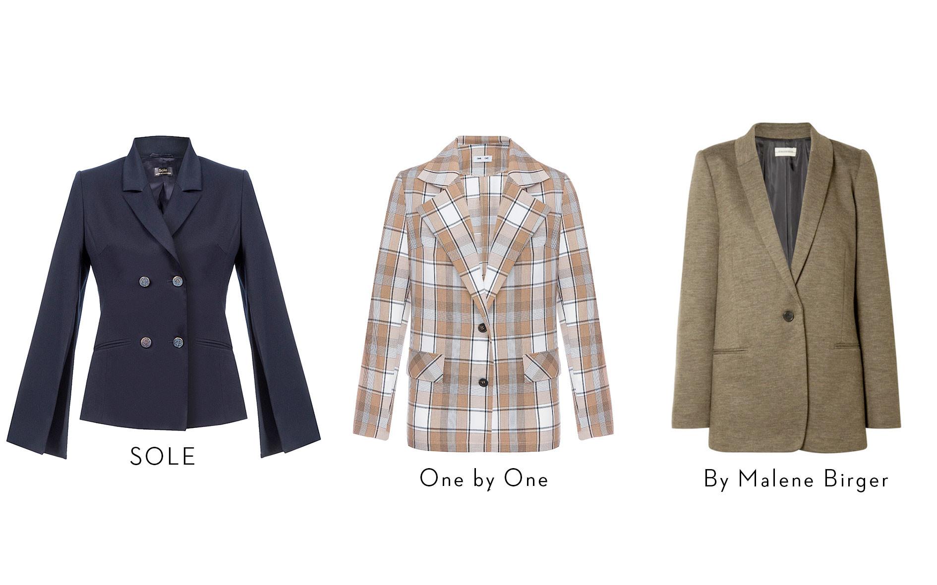 Базовый гардероб на весну и лето 2019 – стильные пиджаки