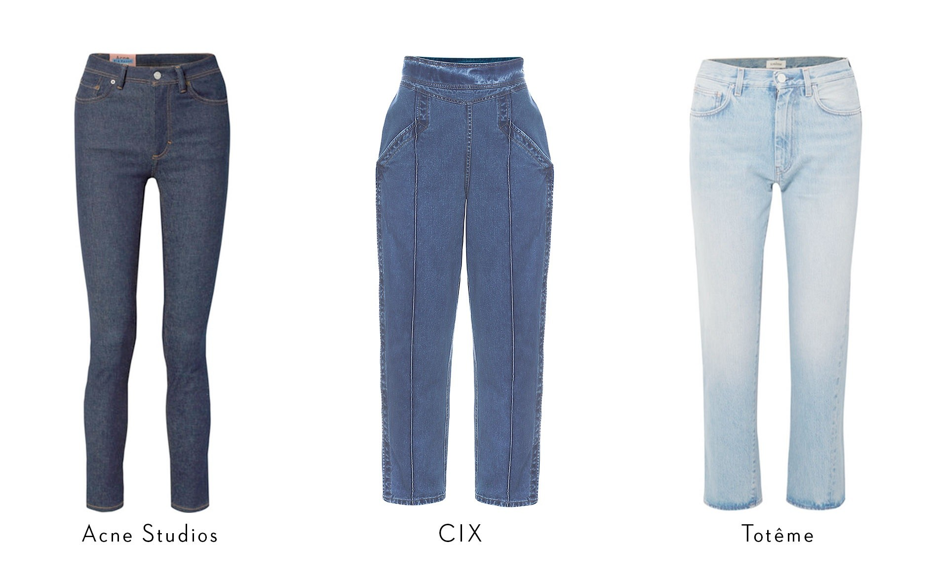 Базовый гардероб 2019 – выбираем удобные джинсы