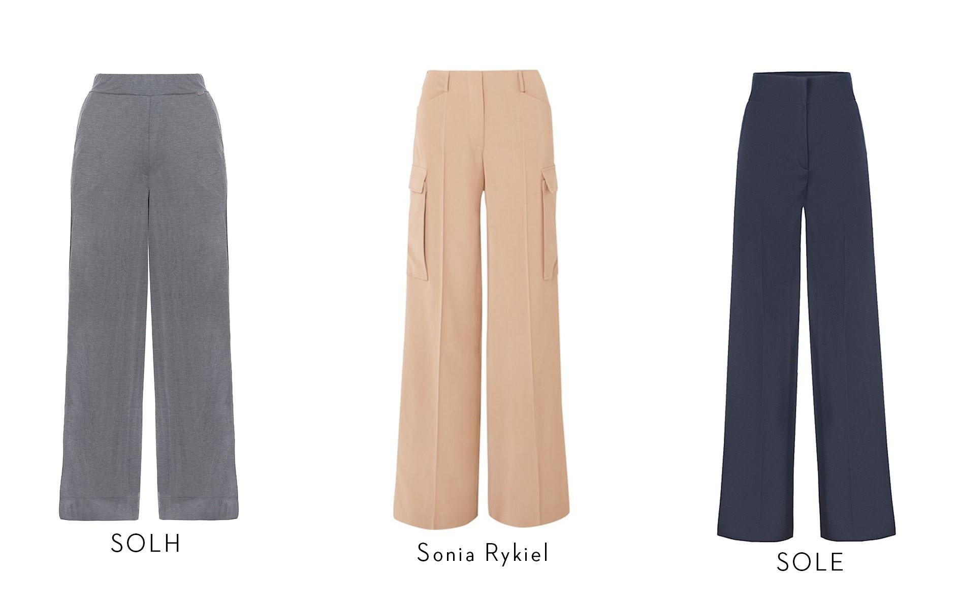 Обязательный элемент в шкафу – классические брюки