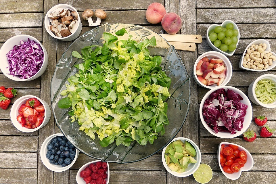 Овощи желательно есть свежими