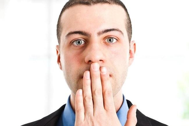 Антибиотики вызывают горечь во рту