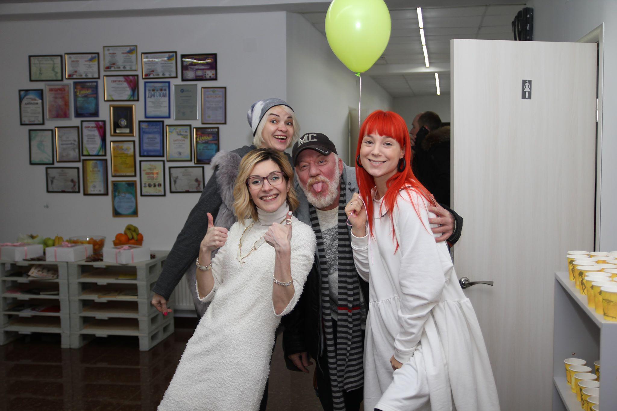 Коллеги Аси. Любимый шоу-бизнес вдохновляет. Фото: А. Коваленко