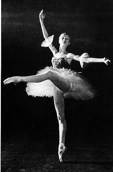 Для зрителя – только красота. Фото: из архива М. Думченко