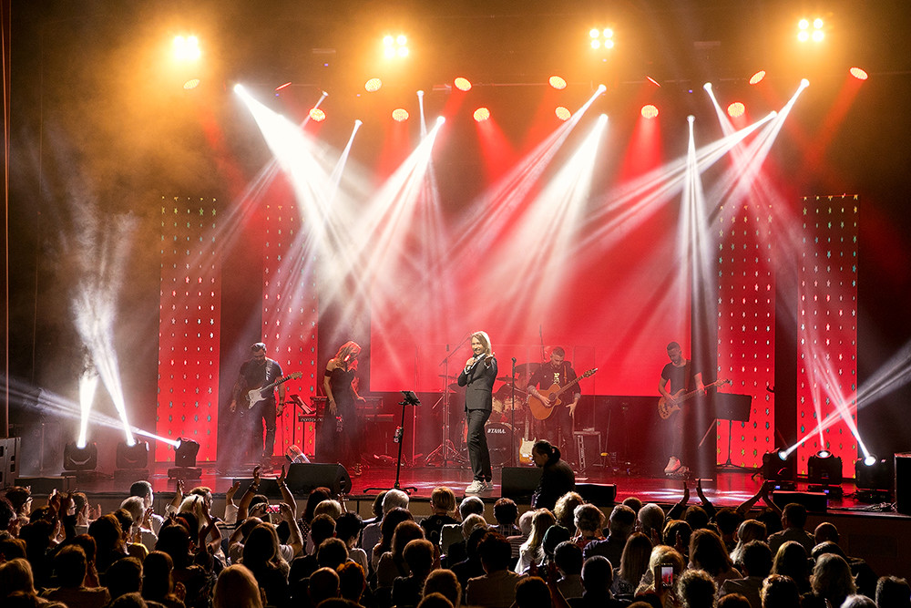 Концерт Олега Винника Фото: пресс-служба