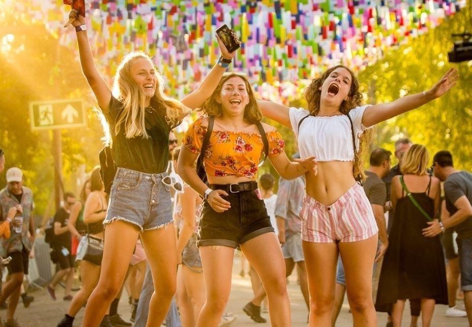 Фестиваль Sziget пройдет в Будапеште 7-13 августа
