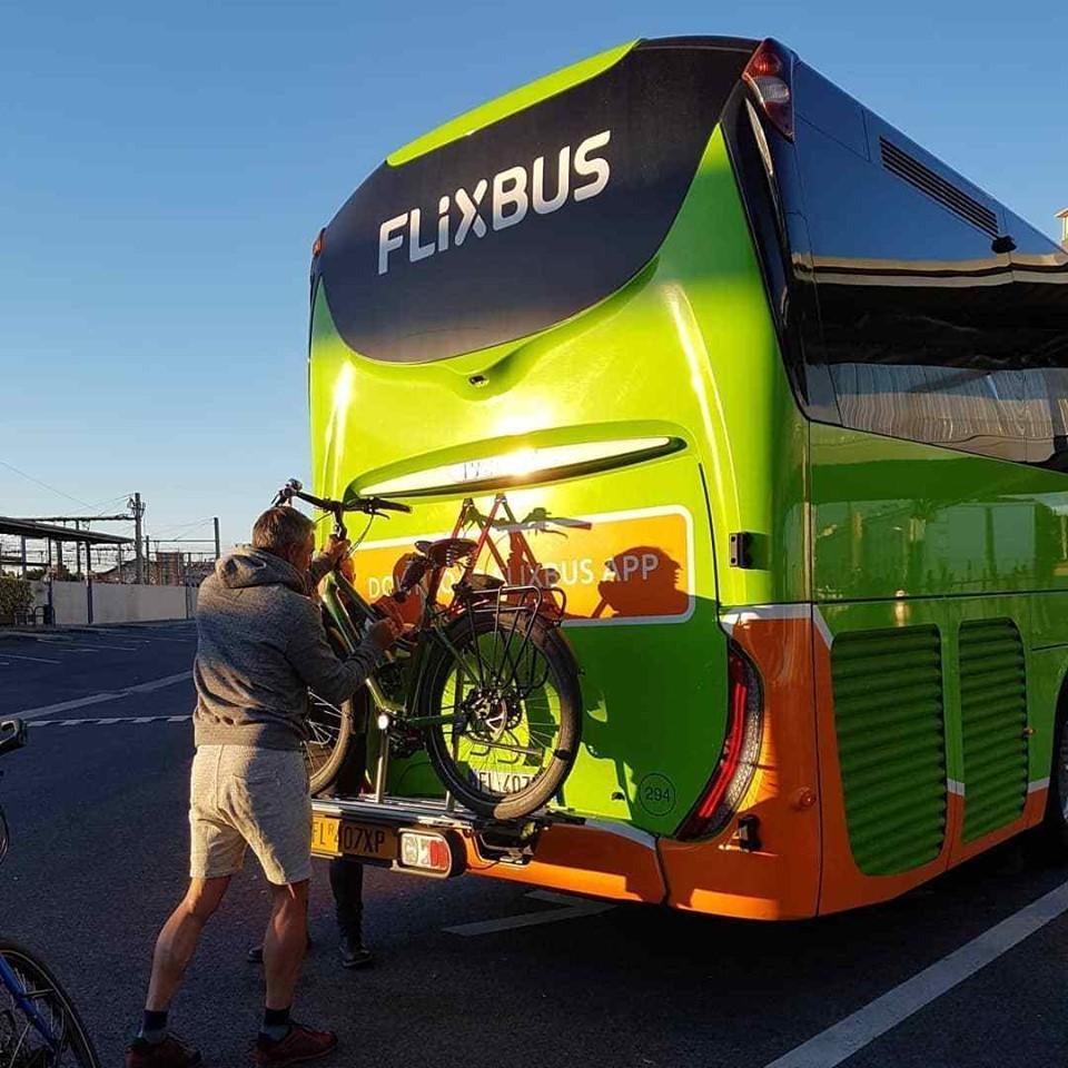 Цены на FlixBus стартуют от 5 евро