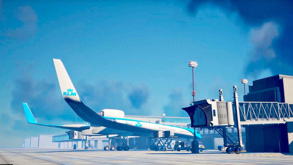 Flying V сможет перевозить 314 пассажиров