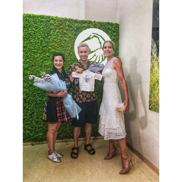 Семейство Бабкиных и Катя Осадчая