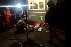 В Черкасской области застрелили разбойника, открывшего огонь по полиции