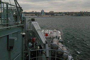 """В Черном море корабли НАТО ищут """"мины"""""""