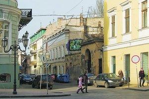 На ремонт фасадов Одессы дадут 5,8 млн грн