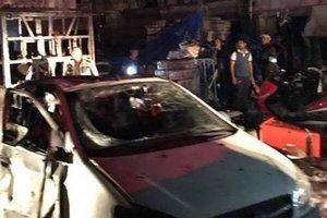 Взрыв автомобиля в Багдаде: 23 погибших, десятки раненых