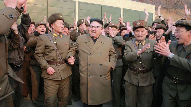 США неисключили введение обширных санкций вотношении КНДР