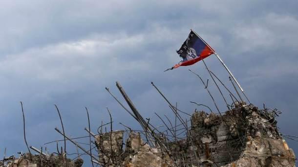 ВЛуганской обл. СБУ задержала информаторку боевиков