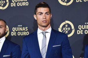 Роналду признан лучшим футболистом 2016 года в Португалии