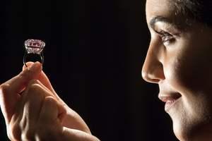 Самый дорогой бриллиант в мире пустят с молотка