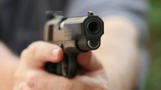 Стрелок задержан. Фото: AFP