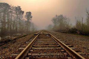 Поезд убил женщину в Полтавской области