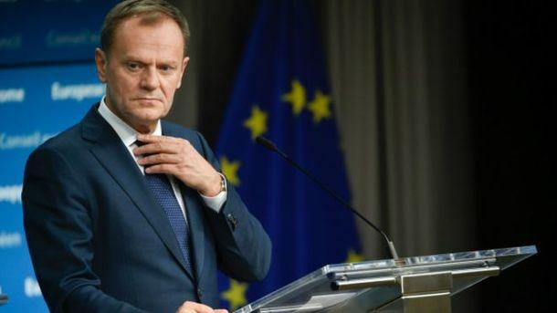 Впрокуратуру Польши подано объявление наДональда Туска