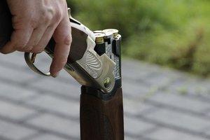В Одесской области мужчина запасся коноплей и оружием